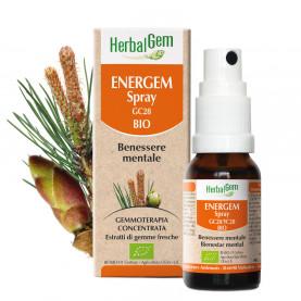ENERGEM - Spray - 10 ml | Herbalgem
