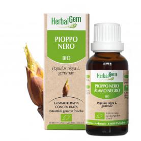 PIOPPO NERO - 15 ml   Herbalgem