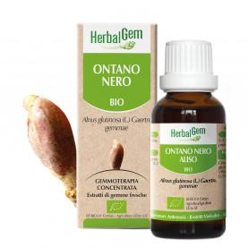 ONTANO NERO - 50 ml | Herbalgem