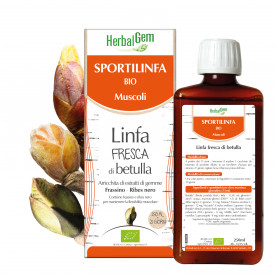 SPORTILINFA - 250 ml | Herbalgem