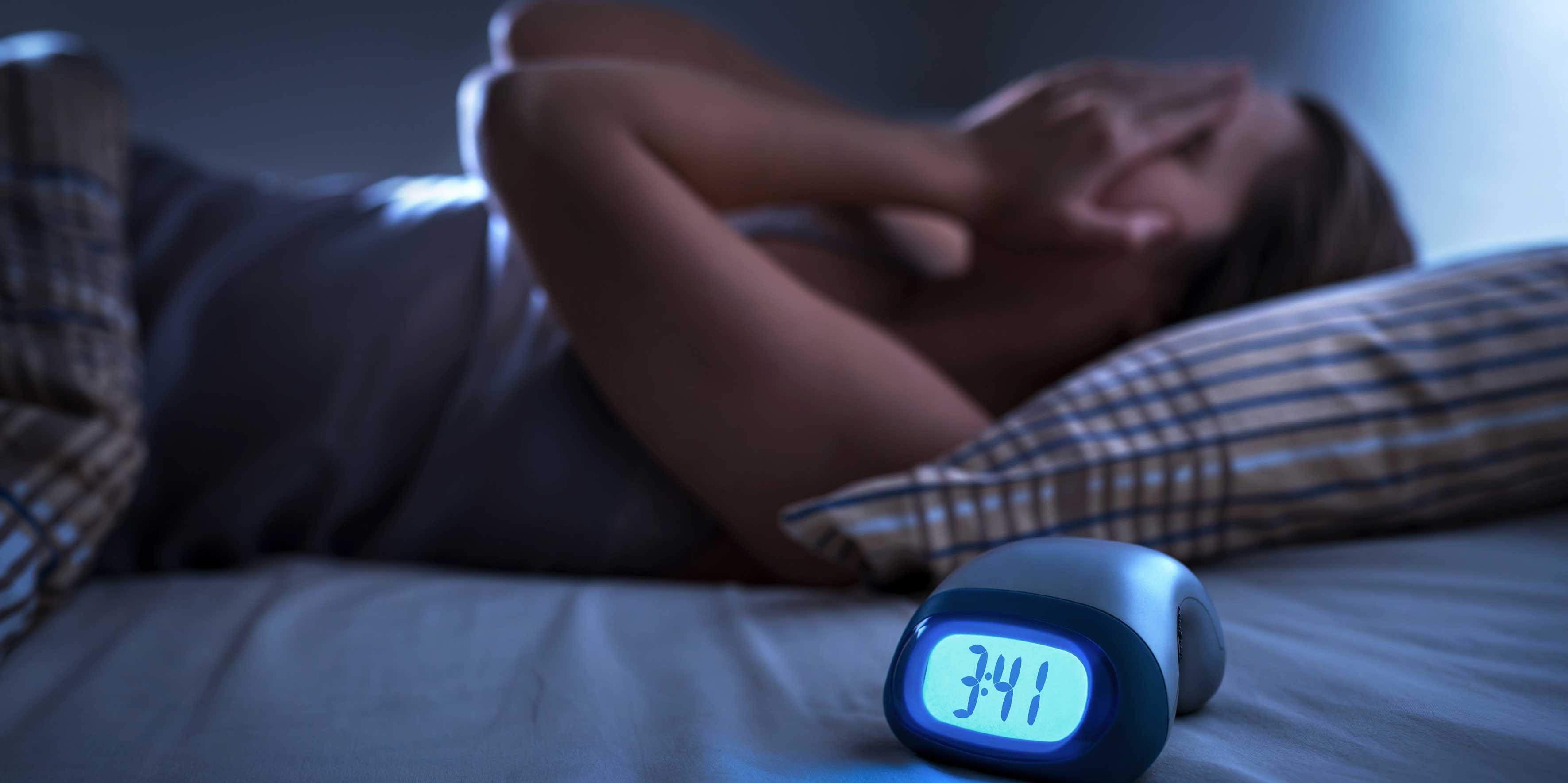 Ritrova il sonno senza effetti collaterali
